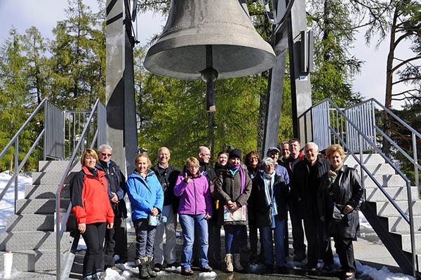 Marktgemeinde Telfs - Treffen der Pfadis: Michael Dullnig, Bgm. a